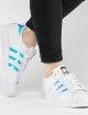 adidas originals Baskets Superstar blanc 6
