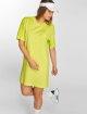 adidas originals Kleid Long Neon gelb 3