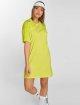adidas originals Kleid Long Neon gelb 5