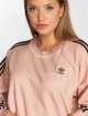 adidas originals Pullover Washed rose 1