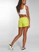 adidas originals Short Highwaist yellow 3