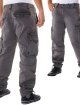 Alpha Industries Cargohose Tough grau 0
