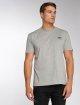 Alpha Industries T-Shirt Basic Small Logo grau 2