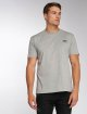 Alpha Industries T-Shirty Basic Small Logo szary