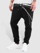 Bangastic Спортивные брюки WhiteStripes черный 0