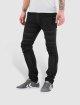 Bangastic Skinny Jeans Printed schwarz 0