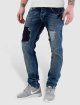 Bangastic Straight Fit Jeans Washed blau 0