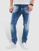 Bangastic Straight fit jeans Haruko blauw 0