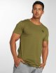 Better Bodies Camiseta Hudson caqui 0