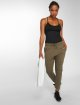 Better Bodies Jogger Pants Astoria khaki 1