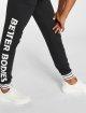 Better Bodies Jogginghose Madison schwarz 4