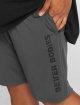 Better Bodies Short Loose Function gris 3