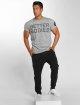 Better Bodies T-Shirt Basic Logo grau 1