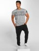 Better Bodies T-Shirt Basic Logo gray 1