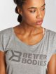 Better Bodies t-shirt Gracie grijs 4