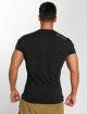 Better Bodies T-Shirt Basic Logo schwarz 2