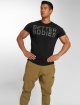 Better Bodies t-shirt Basic Logo zwart 0
