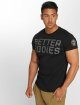 Better Bodies t-shirt Basic Logo zwart 1