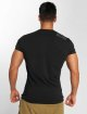 Better Bodies t-shirt Basic Logo zwart 2