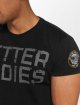 Better Bodies t-shirt Basic Logo zwart 4