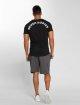 Better Bodies T-Shirty Hudson czarny 1