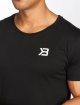 Better Bodies T-Shirty Hudson czarny 2
