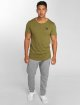 Better Bodies T-Shirty Hudson khaki 1