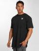 Better Bodies T-skjorter Harlem Oversize svart 0