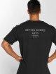Better Bodies T-skjorter Harlem Oversize svart 1