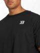 Better Bodies T-skjorter Harlem Oversize svart 2