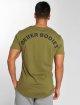 Better Bodies Urheilu T-paidat Hudson khakiruskea 2