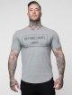 Beyond Limits Camiseta Signature gris 0