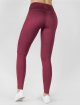 Beyond Limits Legging Super High Waist Mesh rouge 2