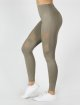 Beyond Limits Leggings/Treggings Super High Waist Mesh khaki 1