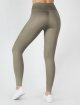 Beyond Limits Leggings/Treggings Super High Waist Mesh khaki 2