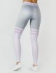 Beyond Limits Leggings/Treggings Overknee szary 2