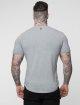 Beyond Limits T-Shirt Signature gris 1