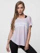 Beyond Limits T-Shirt Casual rosa 0