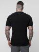 Beyond Limits T-Shirty Basic czarny 1