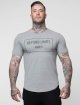 Beyond Limits T-skjorter Signature grå 0