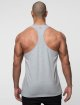 Beyond Limits Tank Tops Casual Stringer grey 1