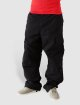 Carhartt WIP Columbia Relaxed Fit Cargo Pants Black Rinsed