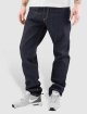 Carhartt WIP Straight Fit Jeans Hanford Texas blå