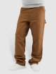 Carhartt WIP Straight Fit Jeans Turner Double Knee braun 0
