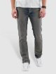 Cazzy Clang Straight Fit Jeans Washed blau 0