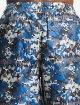 CHABOS IIVII Shorts Camo blau 5