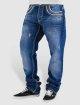 Cipo & Baxx Straight Fit Jeans Simba blau 0
