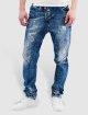 Cipo & Baxx Straight Fit Jeans Assisi blau 0