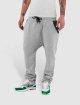 Dangerous DNGRS Weed Sweatpants Grey Melange