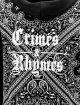 Dangerous DNGRS Zip Hoodie Crimes & Rhymes black 3
